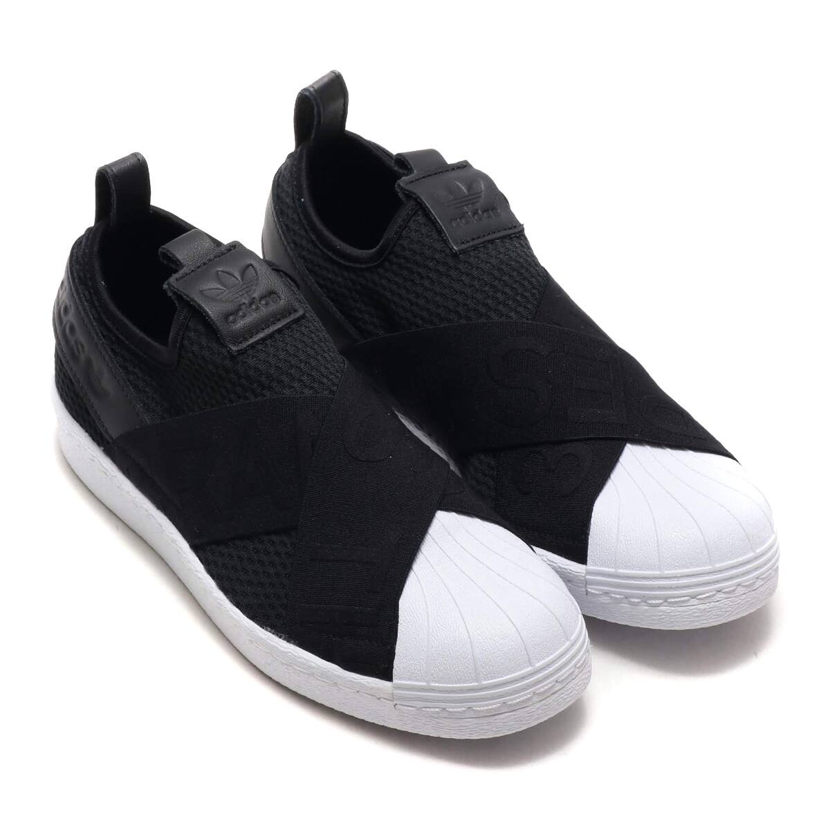 adidas Originals SUPERSTAR SLIPON W  Core Black/Core Black/Running White_photo_large