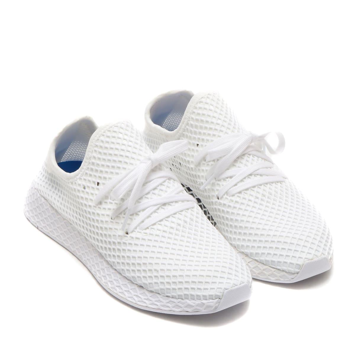 1883333b2 adidas Originals DEERUPT RUNNER Running White Running White Running White