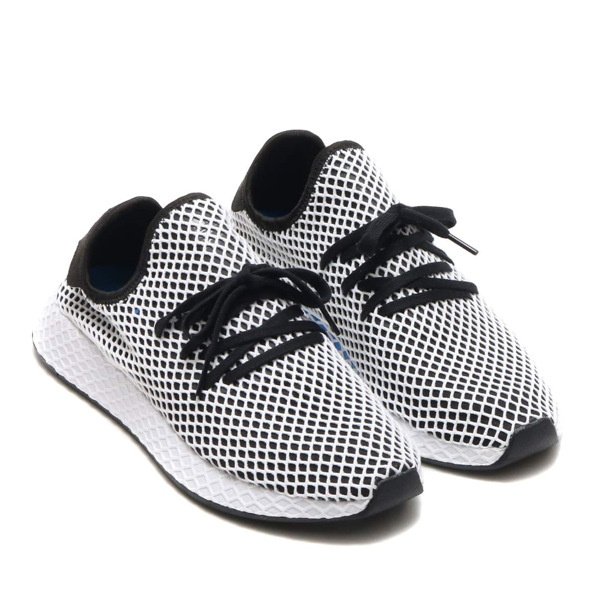 1ccaba403 adidas Originals DEERUPT RUNNER Core Black Core Black Running  White photo large