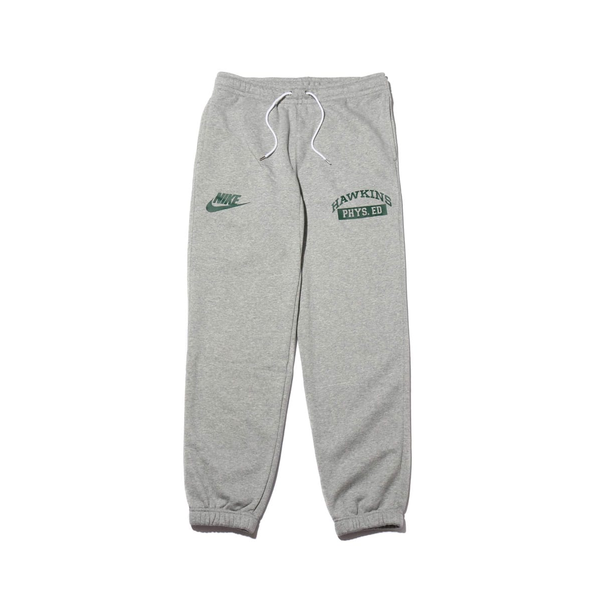 NIKE M NRG CLUB PANT CF BB S.T. DK GREY HEATHER/WHITE/FIR 19SU-S_photo_large