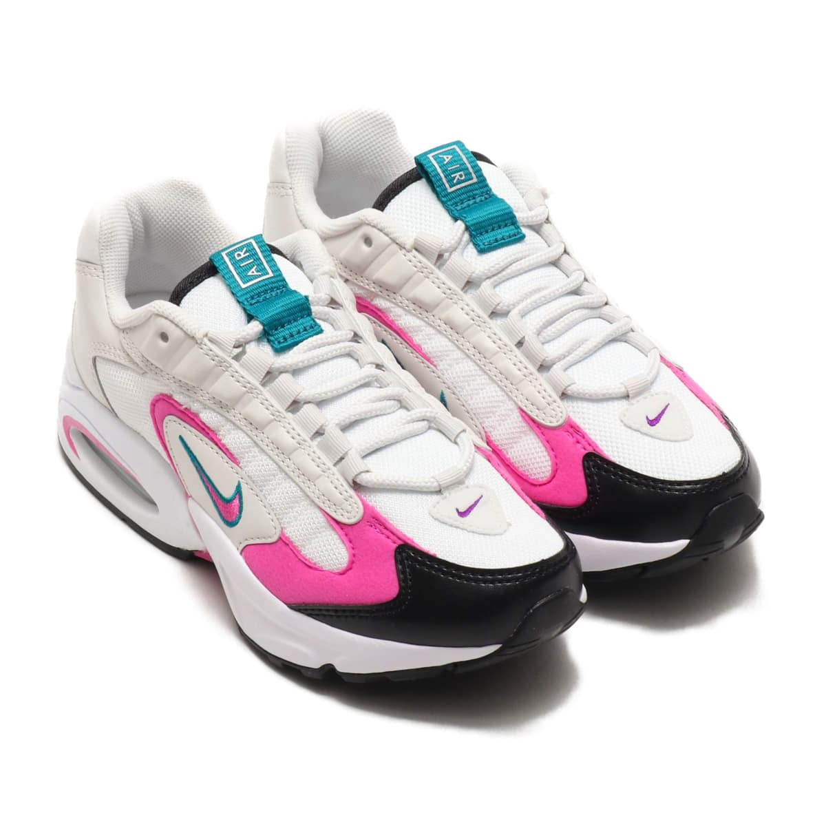 NIKE W AIR MAX TRIAX WHITE/ACTIVE FUCHSIA-BRIGHT SPRUCE 20SP-S_photo_large