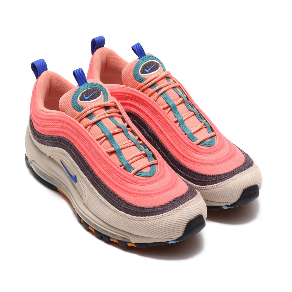 NIKE AIR MAX 97 DESERT SAND/RACER BLUE-THUNDER GREY 19HO-S_photo_large