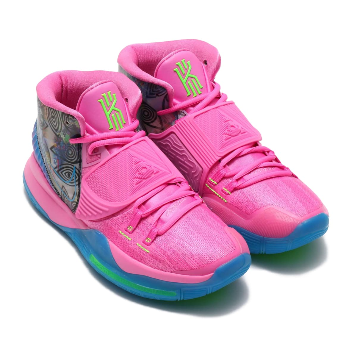 NIKE KYRIE 6 PRE HEAT EP CHINA ROSE/MULTI-COLOR 19HO-S_photo_large