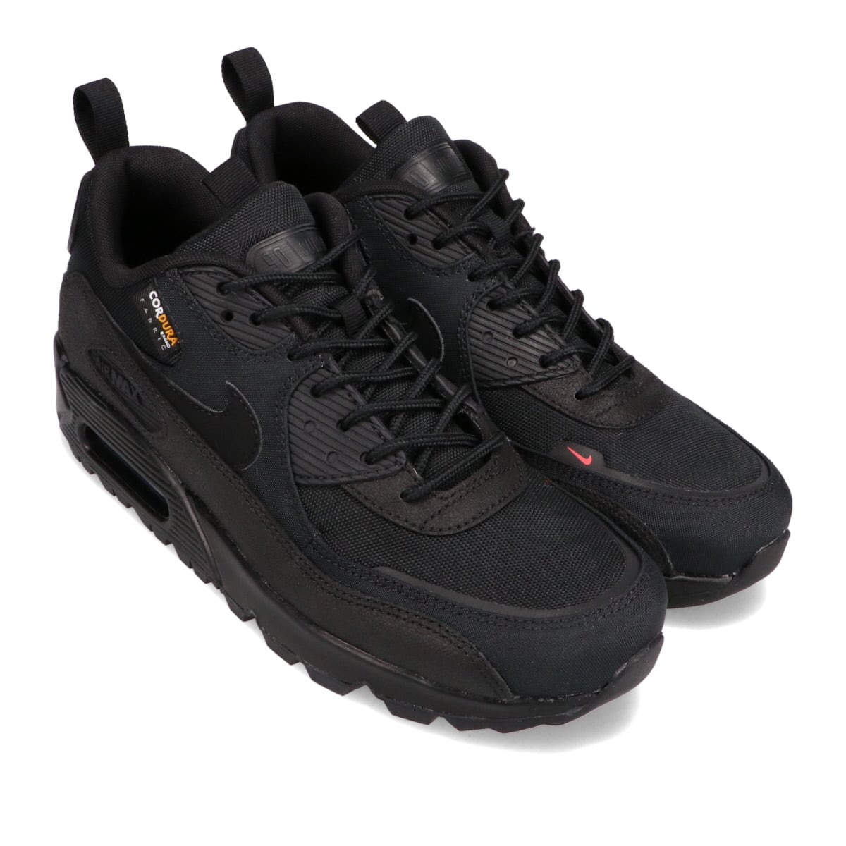 NIKE AIR MAX 90 SURPLUS BLACK/BLACK-INFRARED 20HO-I_photo_large