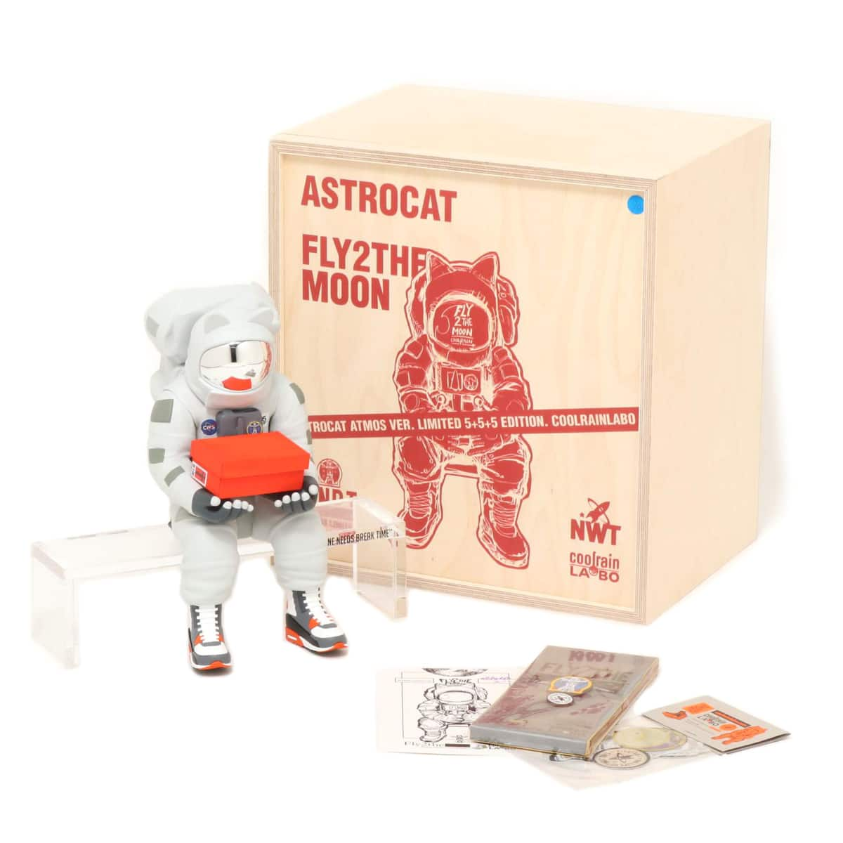 CoolrainLABO AstroCat 1/6 x atmos Limited ORANGE 19FA-I_photo_large
