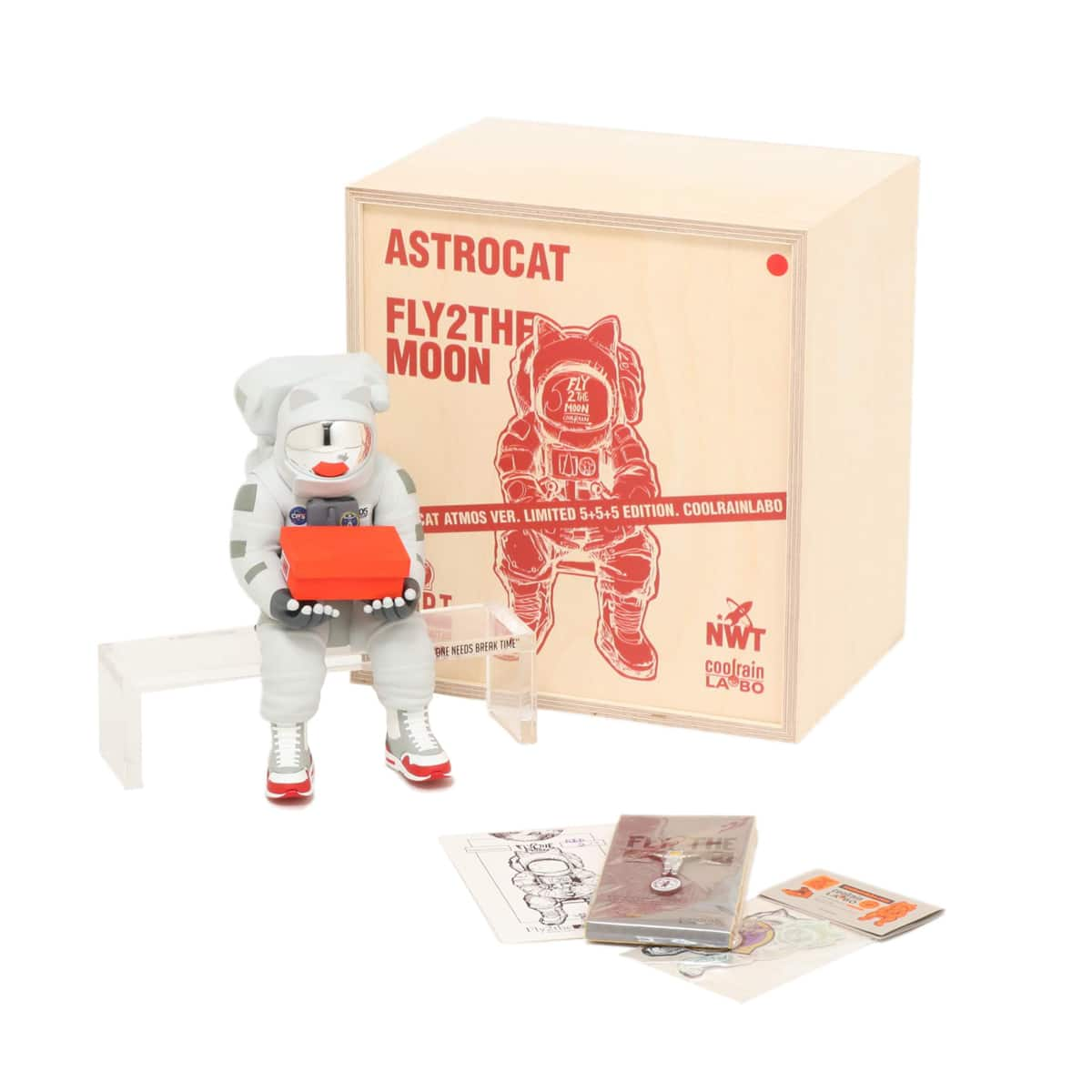 CoolrainLABO AstroCat 1/6 x atmos Limited RED 19FA-I_photo_large