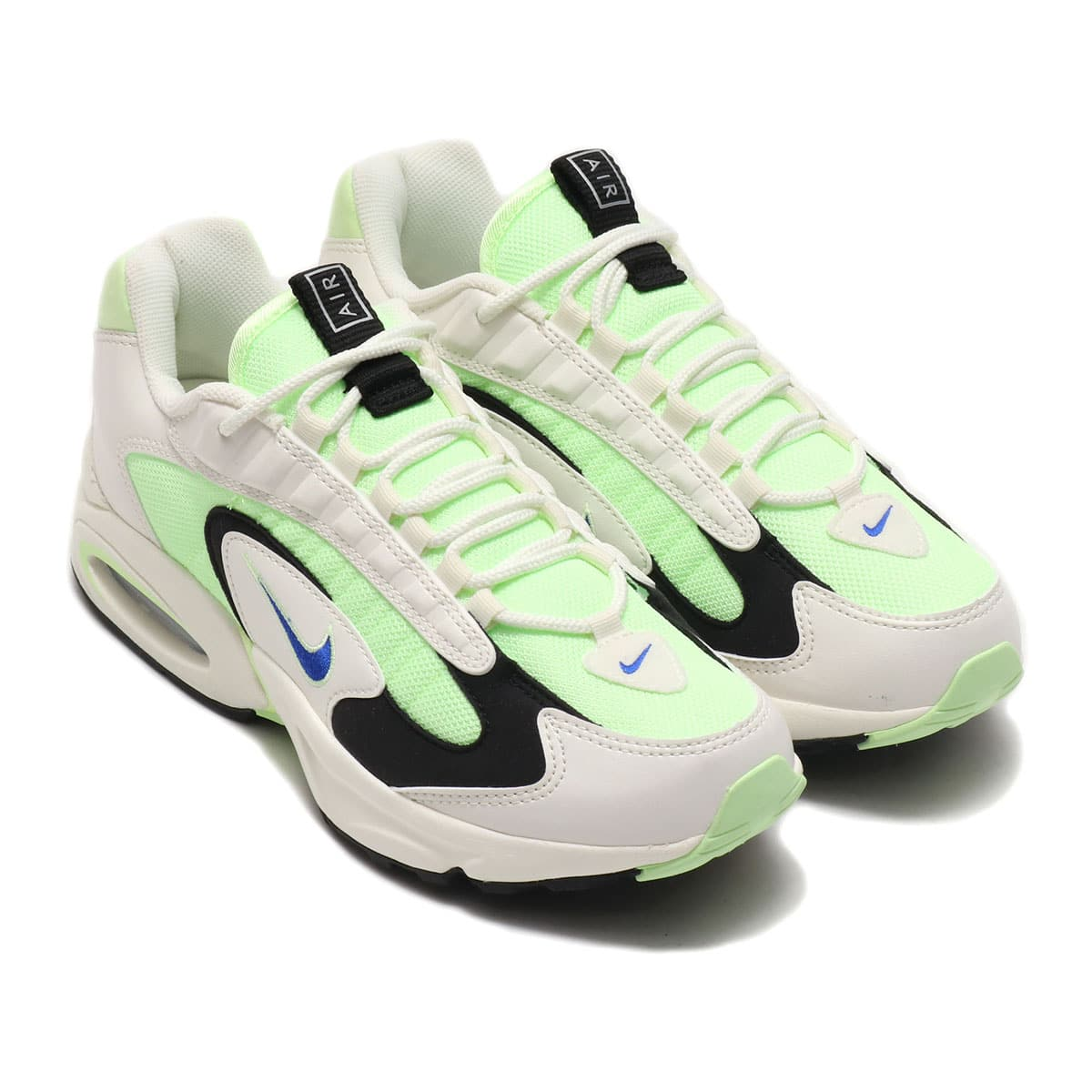 NIKE AIR MAX TRIAX BARELY VOLT/RACER BLUE-SAIL-BLACK 20SU-S_photo_large