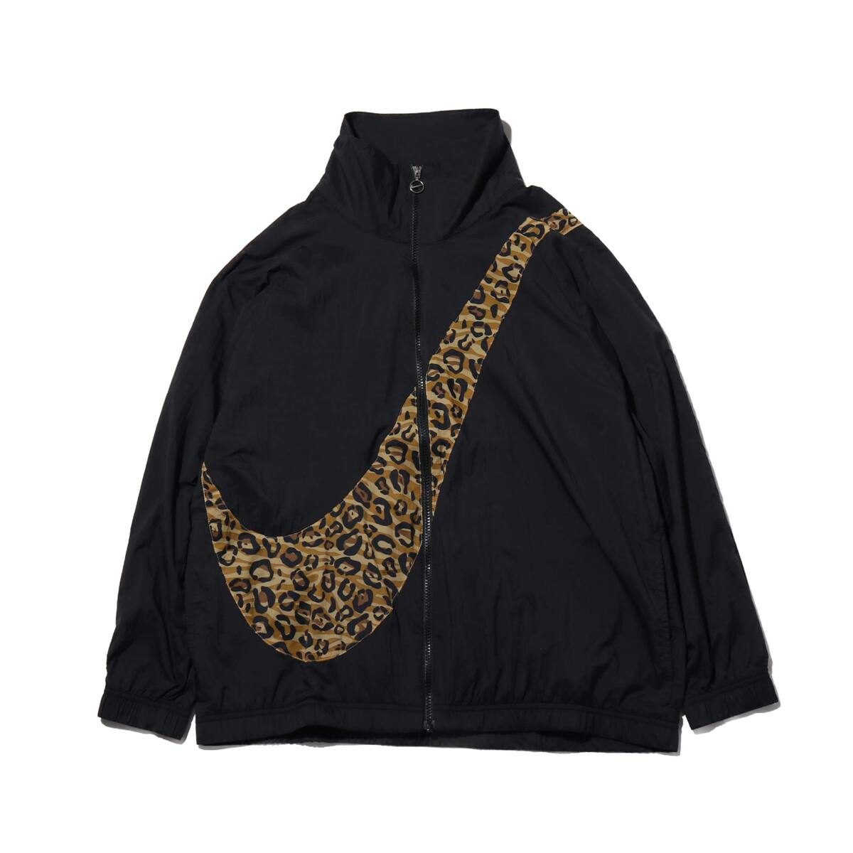 NIKE AS W NSW ANIMAL SWSH JKT BLACK/TEAM GOLD 19HO-S_photo_large