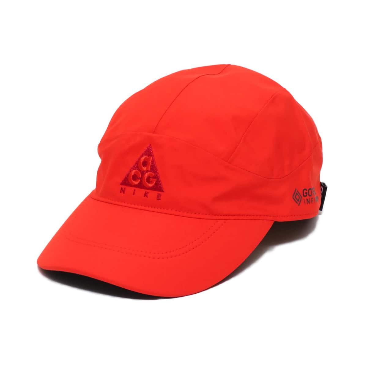 NIKE U NRG TLWD CAP ACG QS HABANERO RED 19FA-S_photo_large