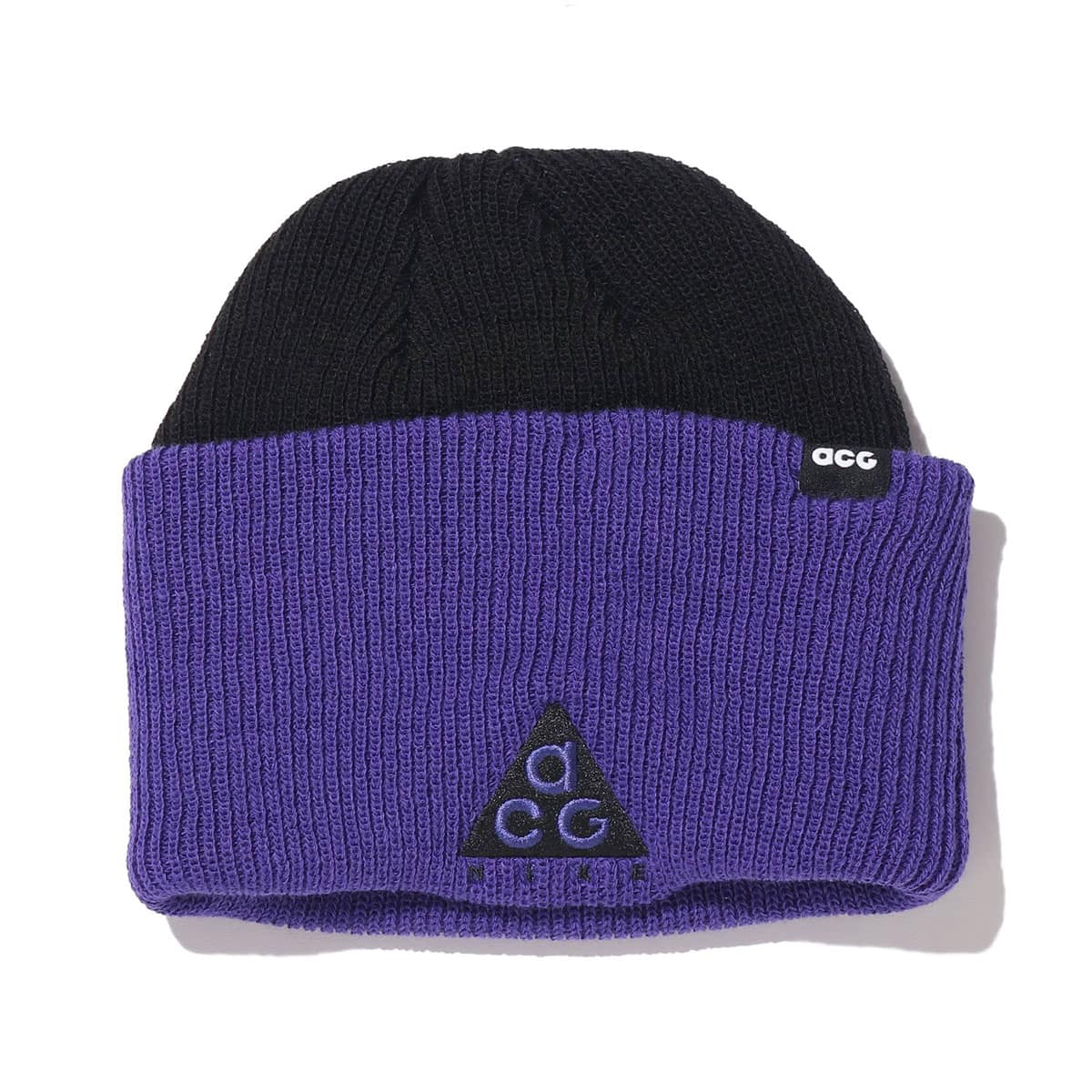 NIKE U NRG BEANIE ACG BLACK/FUSION VIOLET 20SU-S_photo_large