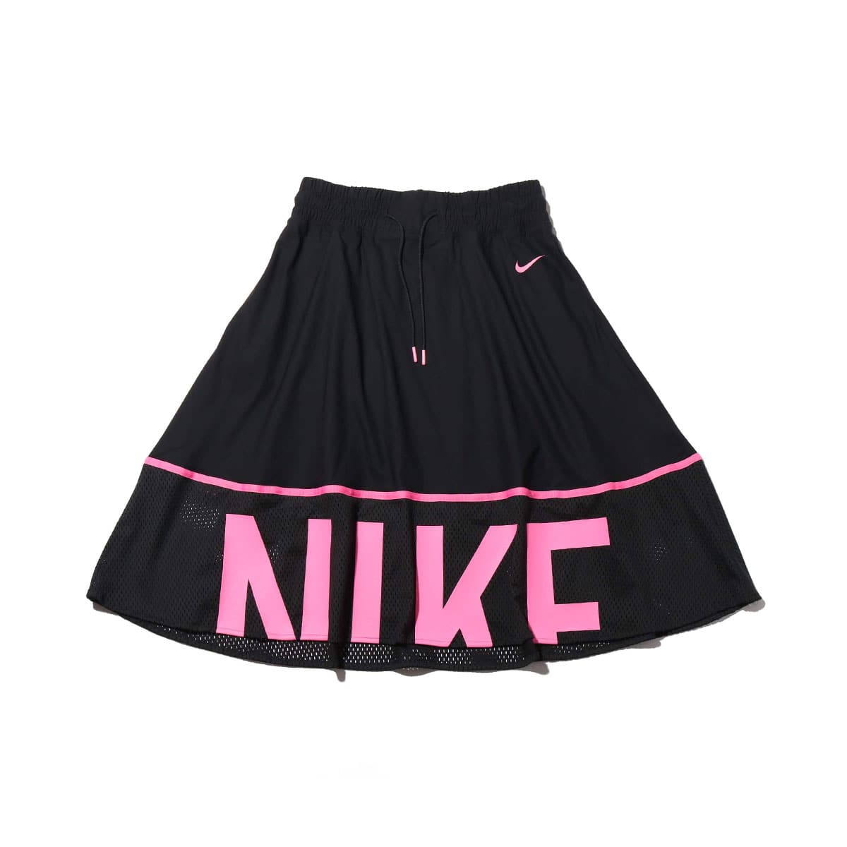 NIKE AS W NSW SKIRT MESH BLACK/LOTUS PINK/LOTUS PINK 20SP-S_photo_large