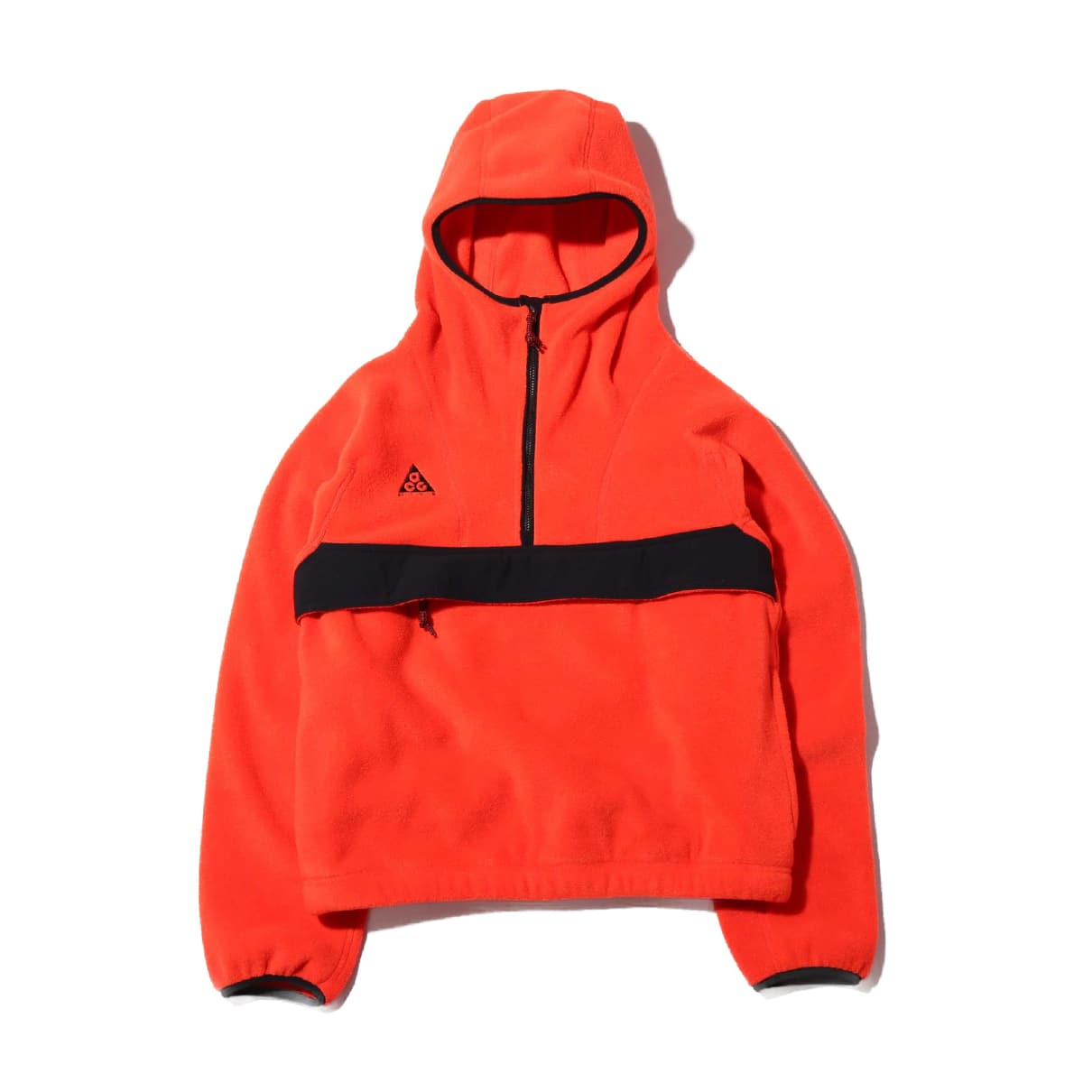 NIKE AS W ACG M.FLEECE ANORAK HABANERO RED/BLACK 20SP-S_photo_large