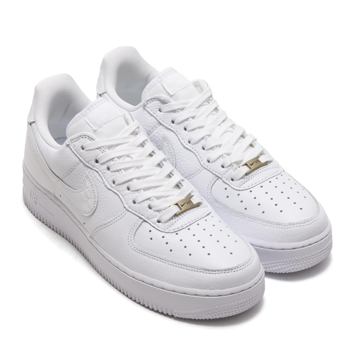 NIKE AIR FORCE 1 '07 CRAFT WHITE/WHITE-WHITE-WHITE 21SU-I_photo_large