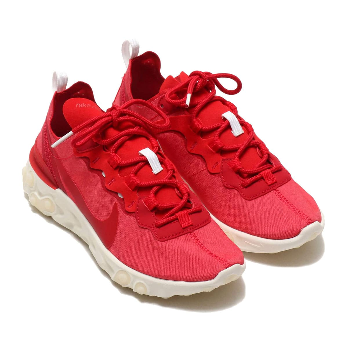 NIKE W REACT ELEMENT 55 UNIVERSITY RED/GYM RED-WHITE-SAIL 20SP-S_photo_large