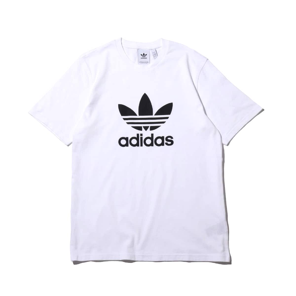 adidas Originals TREFOIL TEE White 19SS-I_photo_large