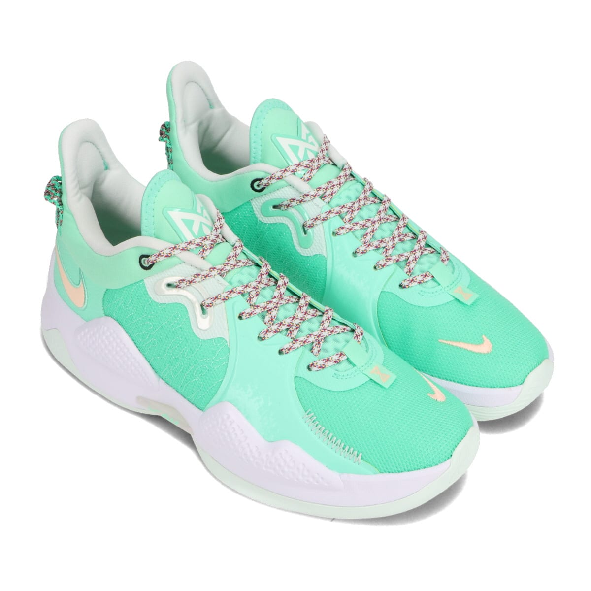 NIKE PG 5 EP GREEN GLOW/BARELY GREEN-GLACIER BLUE 21SP-I_photo_large