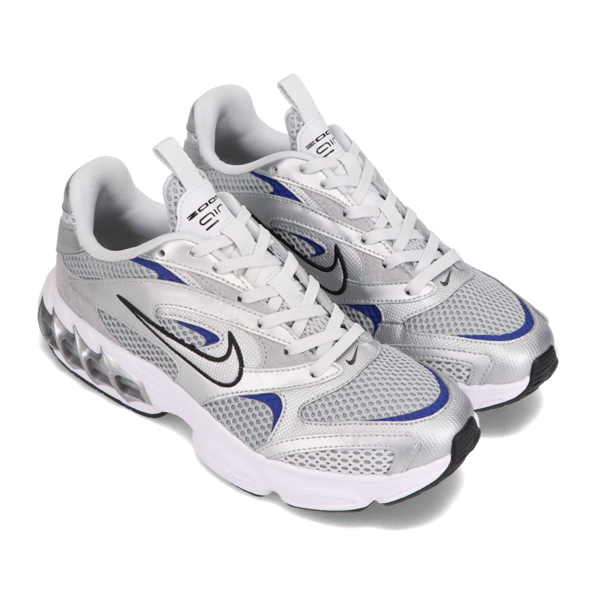 NIKE W ZOOM AIR FIRE LT SMOKE GREY/METALLIC SILVER-SMOKE GREY 21SP-I_photo_large