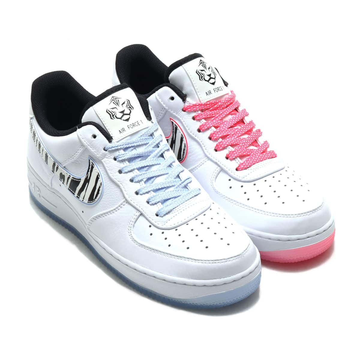 NIKE AIR FORCE 1 '07 QS WHITE/BLACK-MULTI-COLOR 20SU-S_photo_large