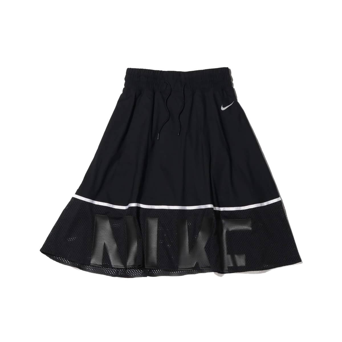 NIKE AS W MESH SKIRT BLACK 20SU-S_photo_large