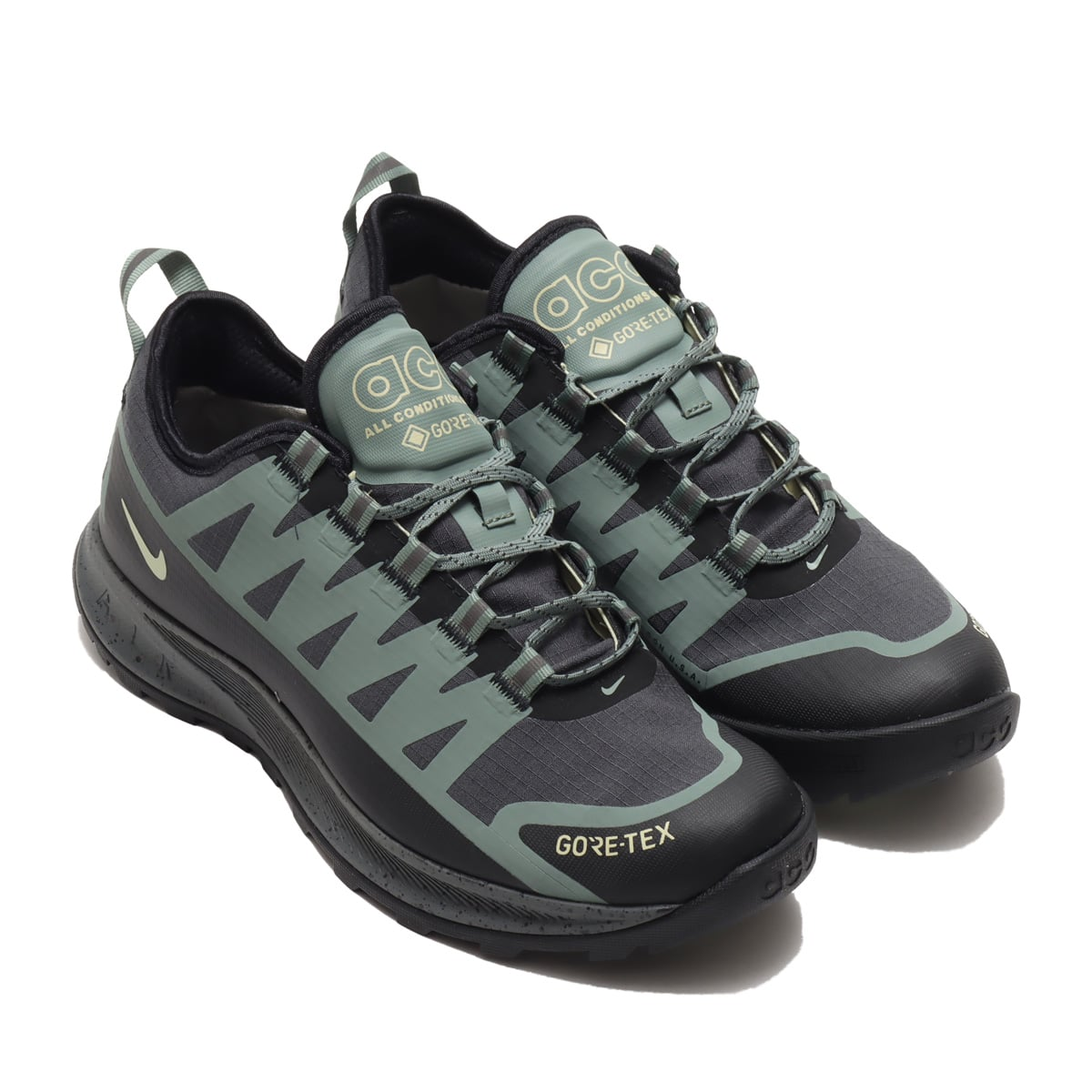 NIKE ACG AIR NASU GORE - TEX CLAY GREEN/OLIVE AURA 21SP-I_photo_large
