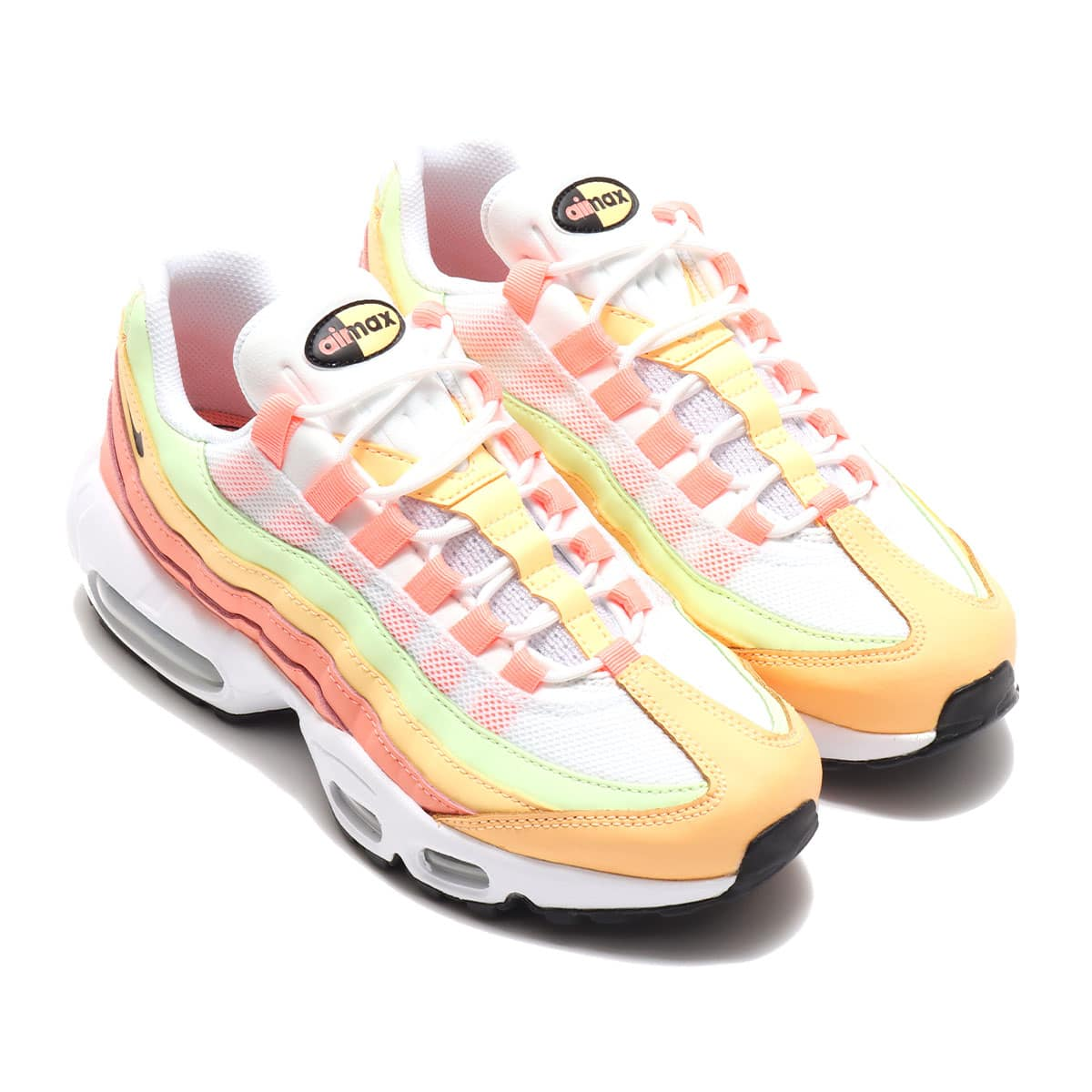NIKE W AIR MAX 95 ATOMIC PINK/BLACK-WHITE-MELON TINT 20FA-I_photo_large