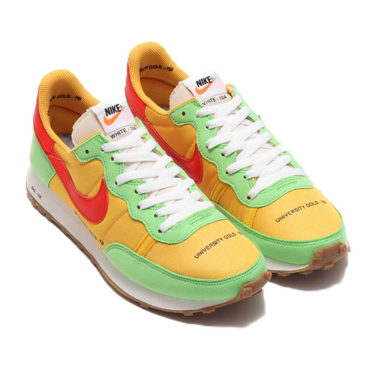 NIKE CHALLENGER OG UNIVERSITY GOLD/HABANERO RED 20FA-I_photo_large