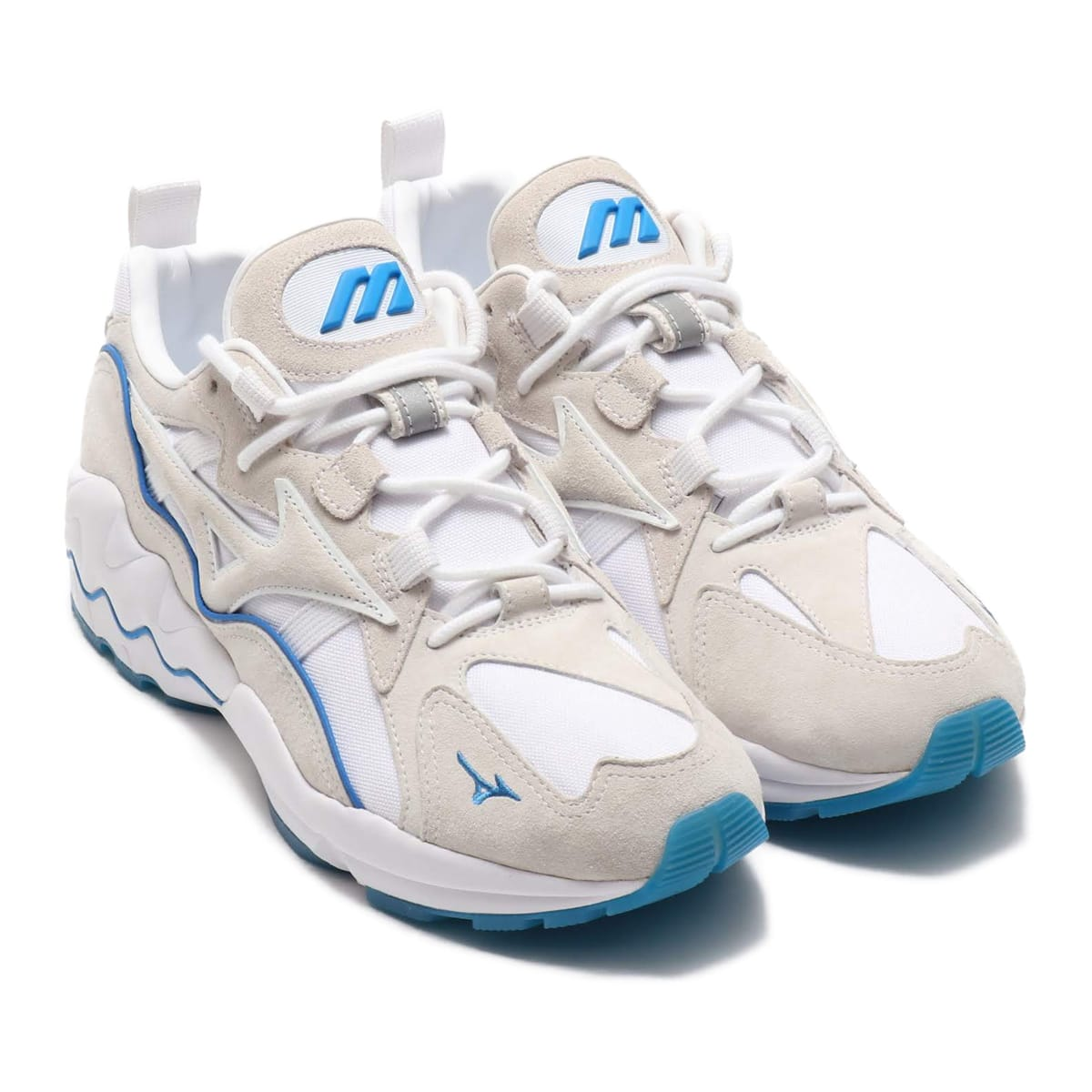 MIZUNO WAVE RIDER1 WHITE 19SS-I_photo_large