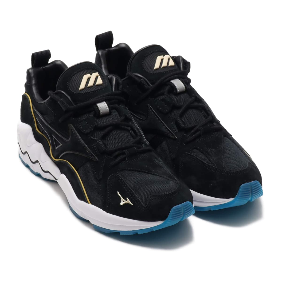 MIZUNO WAVE RIDER1 BLACK 19SS-I_photo_large