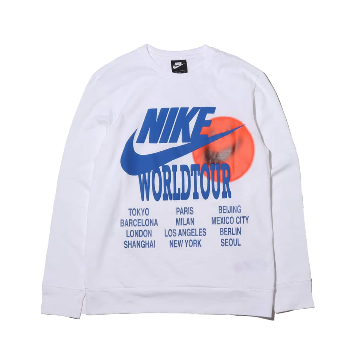 NIKE AS M NSW LS TOP WTOUR WHITE 21SP-I_photo_large