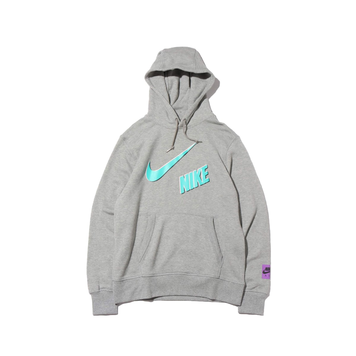NIKE AS M NK POP CULTURE PO HOODIE DK GREY HEATHER 19HO-S_photo_large