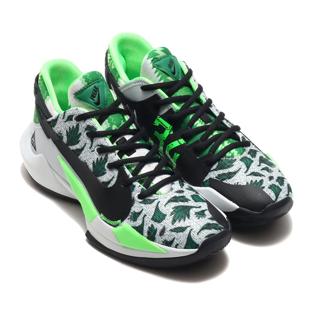 NIKE ZOOM FREAK 2 PURE PLATINUM/BLACK-PINE GREEN 20FA-S_photo_large