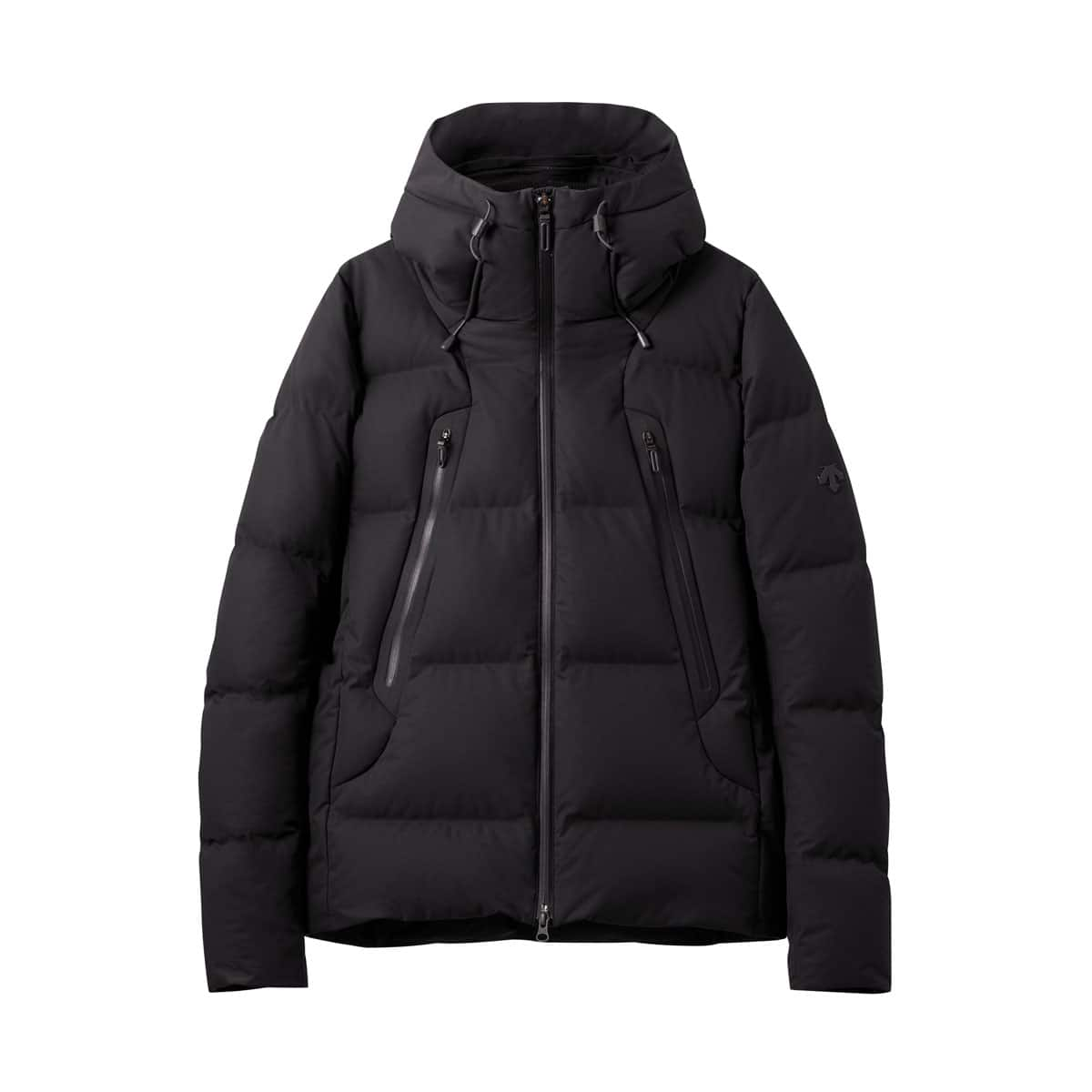 DESCENTE MIZUSAWA MOUNTAINEER BLACK 20FW-I_photo_large