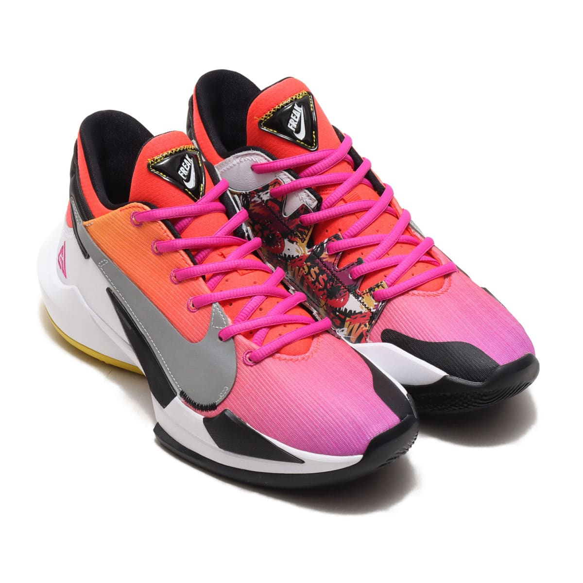 NIKE ZOOM FREAK 2 BRIGHT CRIMSON/BLACK-FIRE PINK-WHITE 20HO-S_photo_large