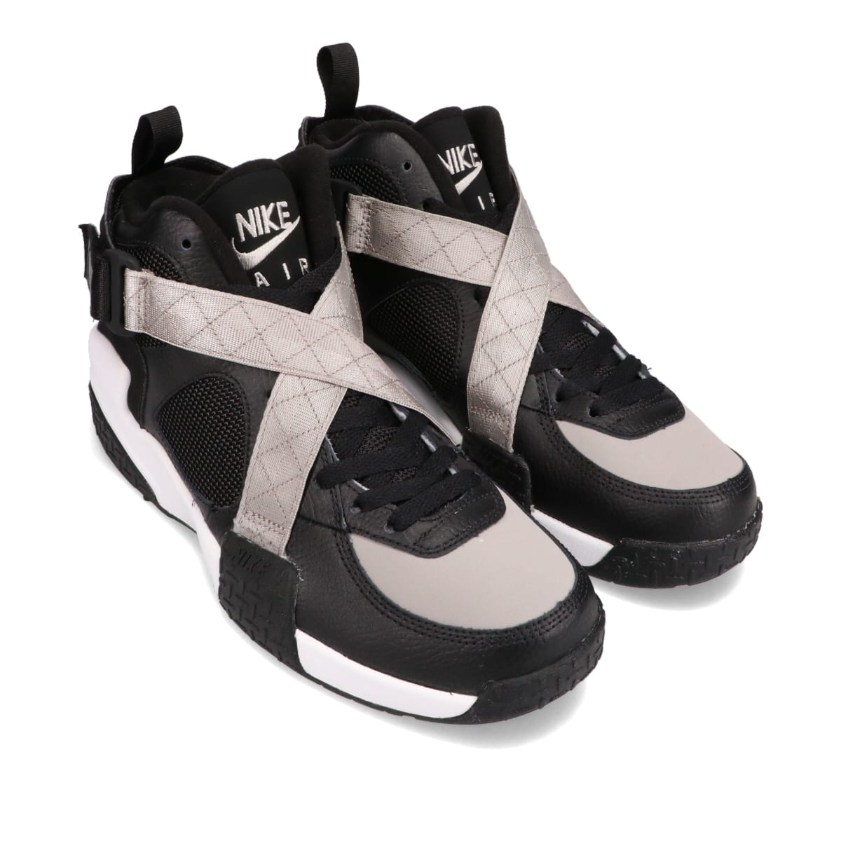 NIKE AIR RAID BLACK/WOLF GREY-WHITE 20HO-I_photo_large