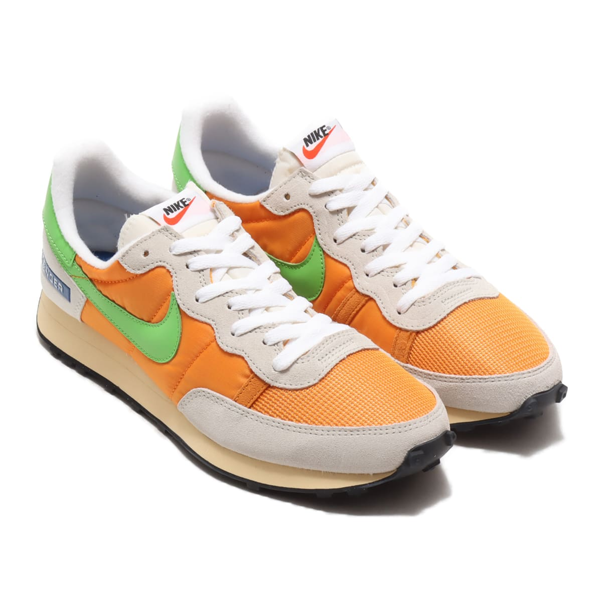 NIKE CHALLENGER OG KUMQUAT/GREEN NEBULA-LIGHT BONE-CANVAS 20HO-I_photo_large