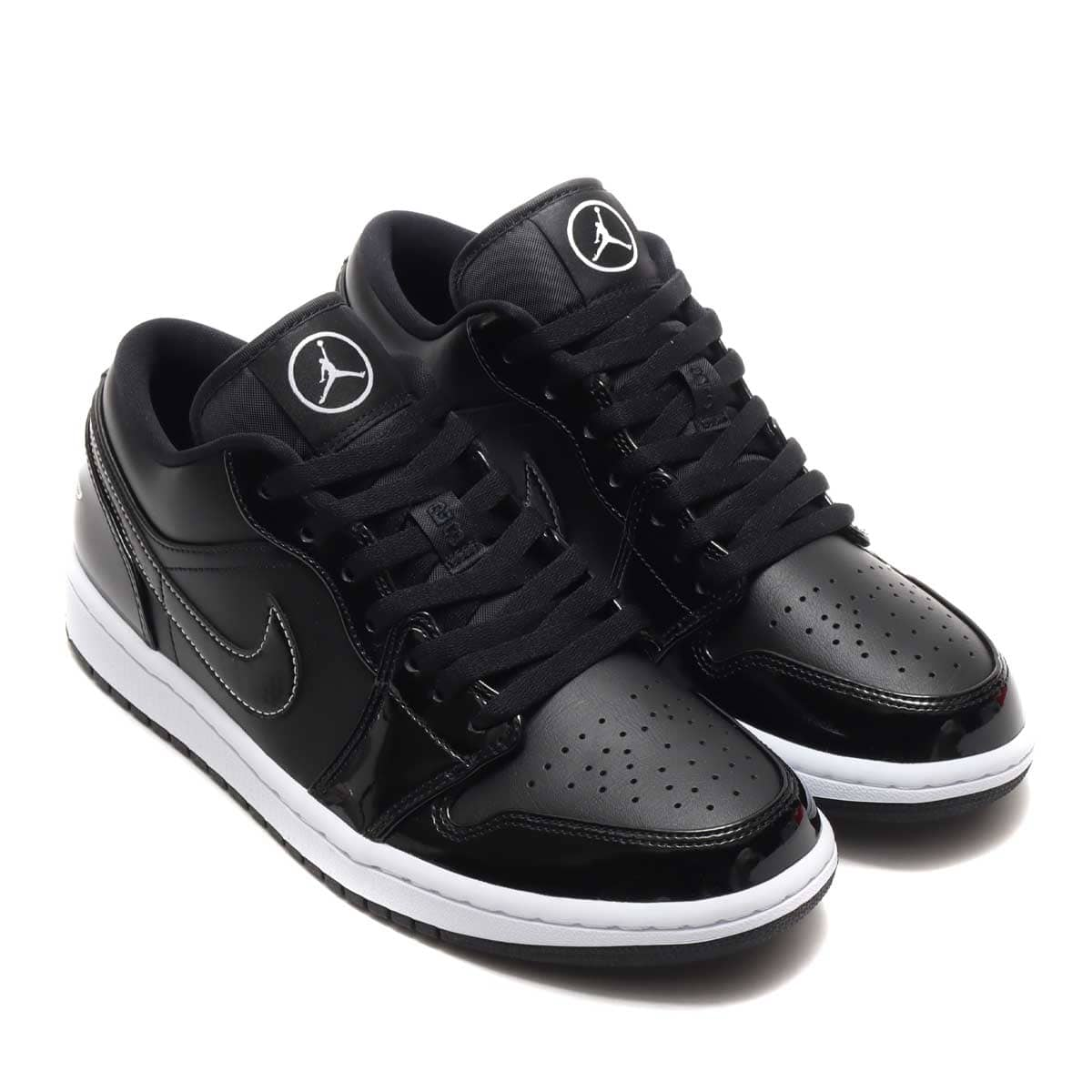 JORDAN BRAND AIR JORDAN 1 LOW SE ASW BLACK/WHITE 21SP-I_photo_large