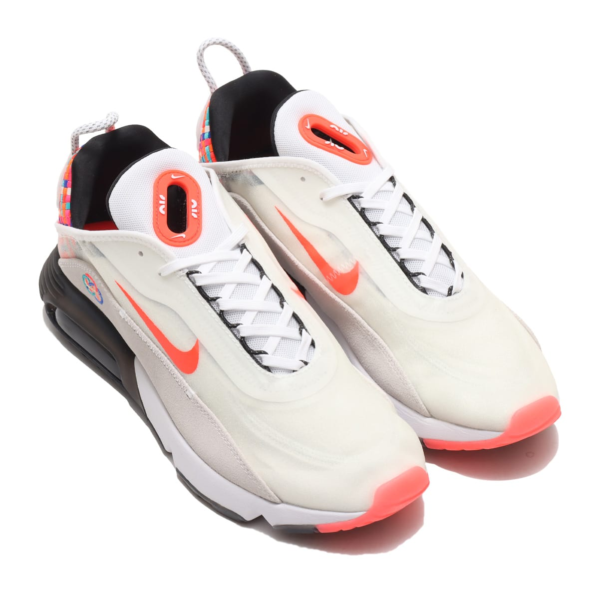 NIKE AIR MAX 2090 WHITE/BRIGHT CRIMSON-SUMMIT WHITE 21SP-I_photo_large