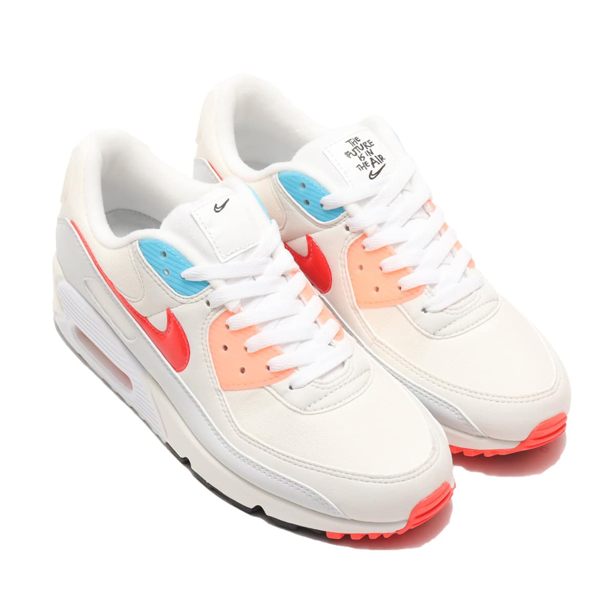NIKE AIR MAX 90 SAIL/INFRARED-WHITE-PHOTON DUST 21SP-I_photo_large