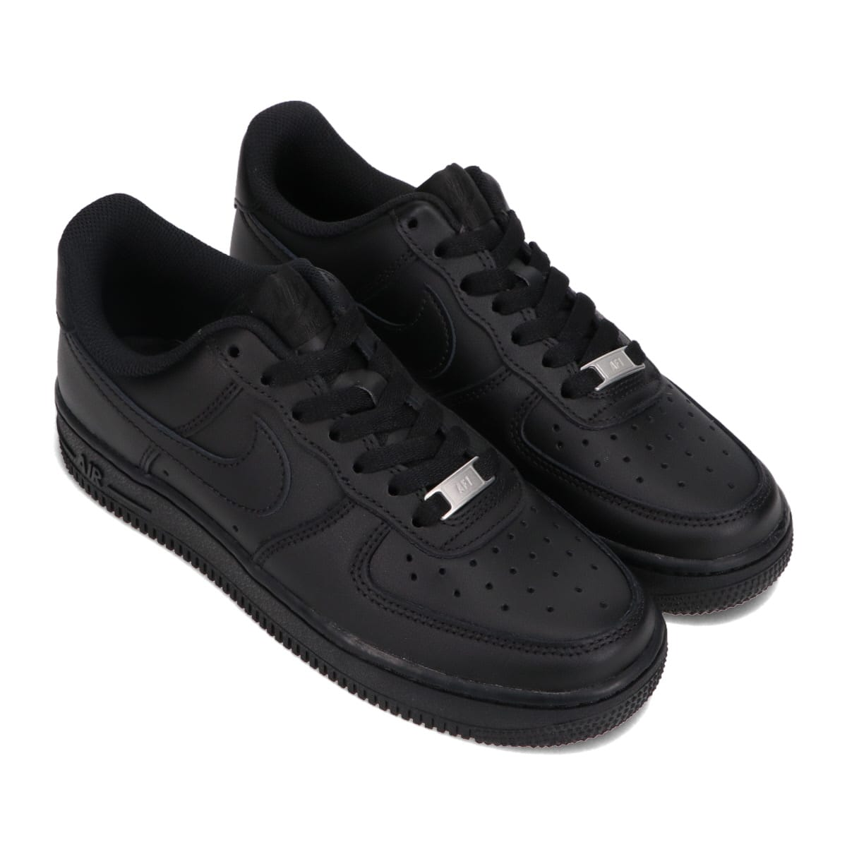 NIKE WMNS AIR FORCE 1 '07 BLACK/BLACK-BLACK-BLACK 21SP-I_photo_large