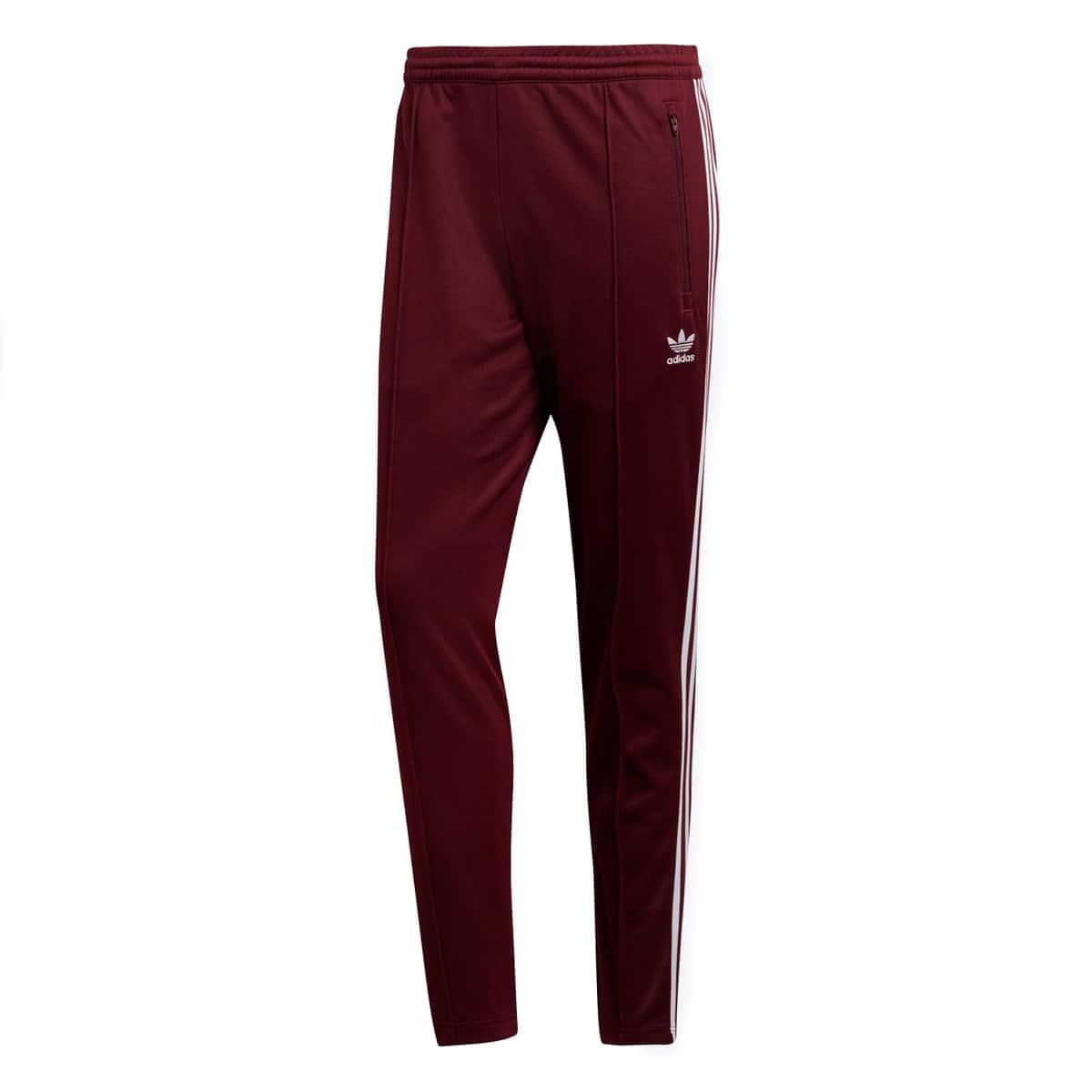 adidas BECKENBAUER TRACK PANTS マルーン 18FW-I_photo_large