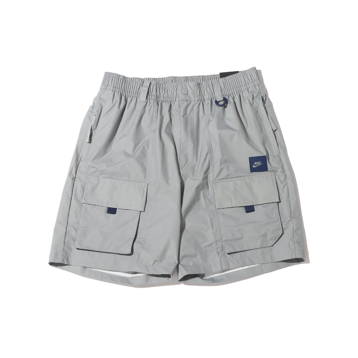NIKE AS M NSW SHORT REPEL SHWR PARTICLE GREY/MIDNIGHT NAVY 21SU-I_photo_large