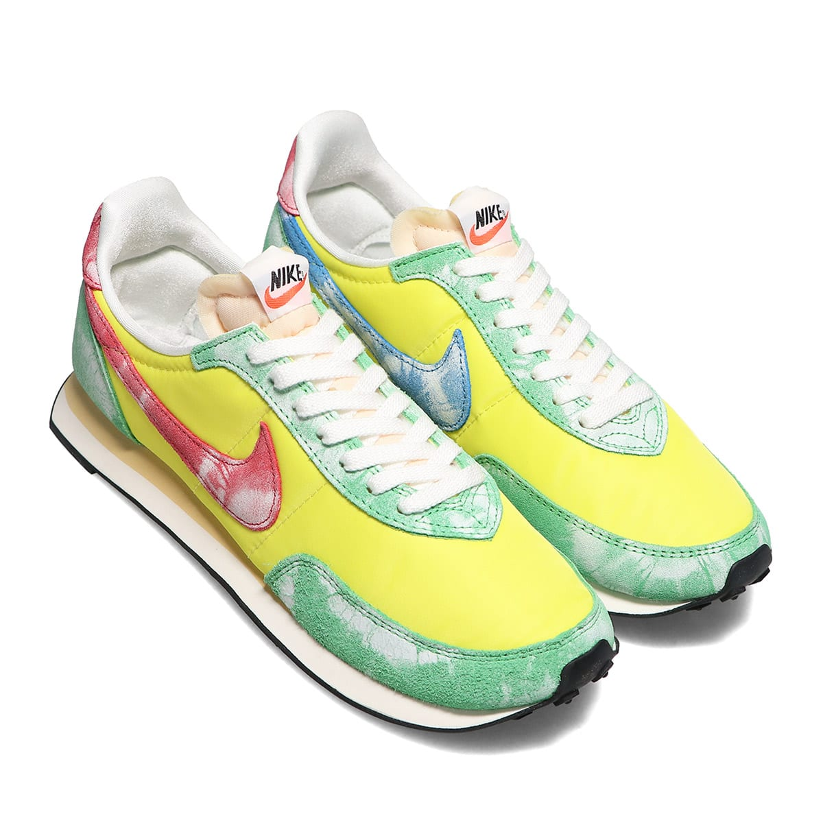 NIKE WAFFLE TRAINER 2 LT VOLTAGE YEL/FUSION RED-LT GREEN SPARK 21FA-I_photo_large