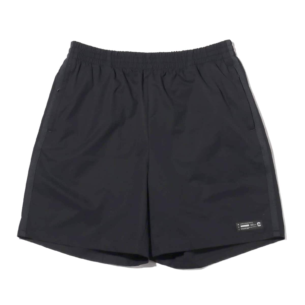 DESCENTE ddd X ATMOS LAB TRACK SHORTS BLACK 19SP-I_photo_large