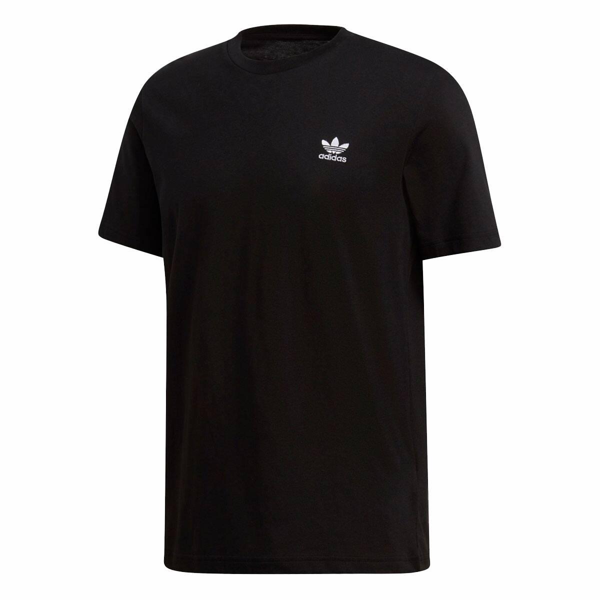 adidas Originals ESSENTIAL TEE BLACK 19SS-I_photo_large