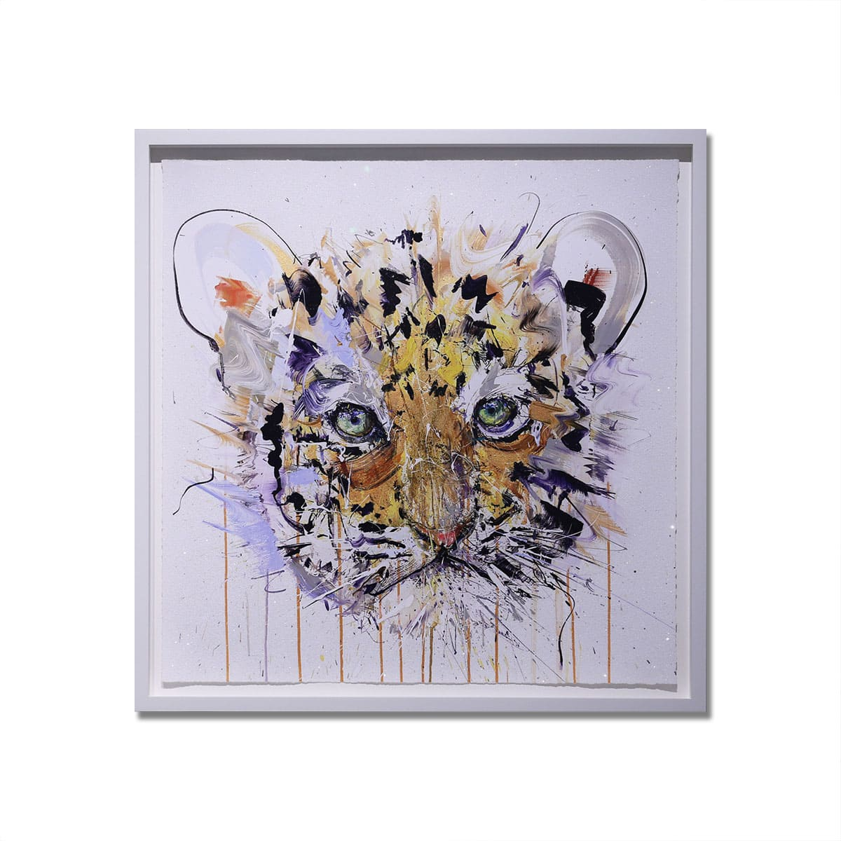 DAVE WHITE Tiger Cub Diamond Dust 19FW-I_photo_large