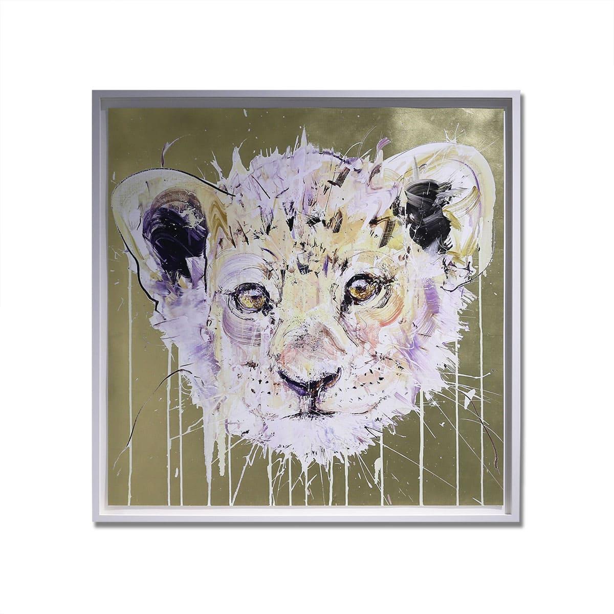 DAVE WHITE Lion Cub 1 19FW-I_photo_large