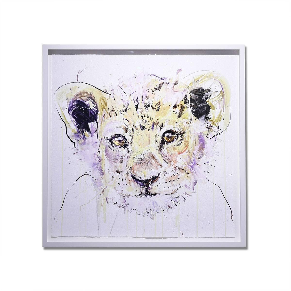 DAVE WHITE Lion Cub 2 19FW-I_photo_large
