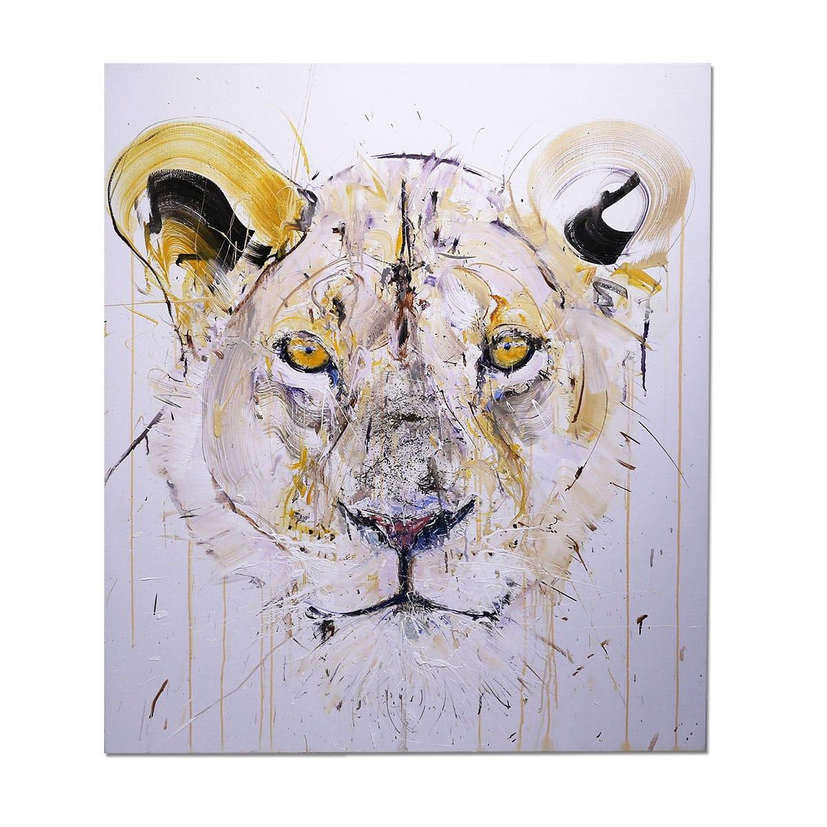 DAVE WHITE Lioness 19FW-I_photo_large