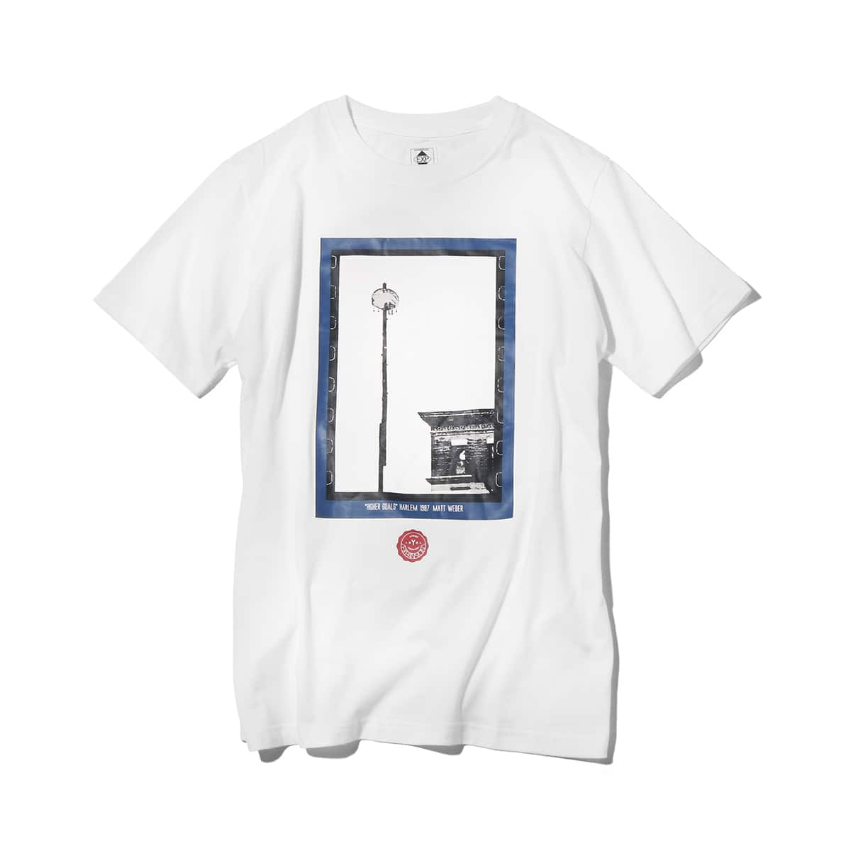 EXPANSION x ATMOS LAB HIGH GOAL TEE  WHITE_photo_large