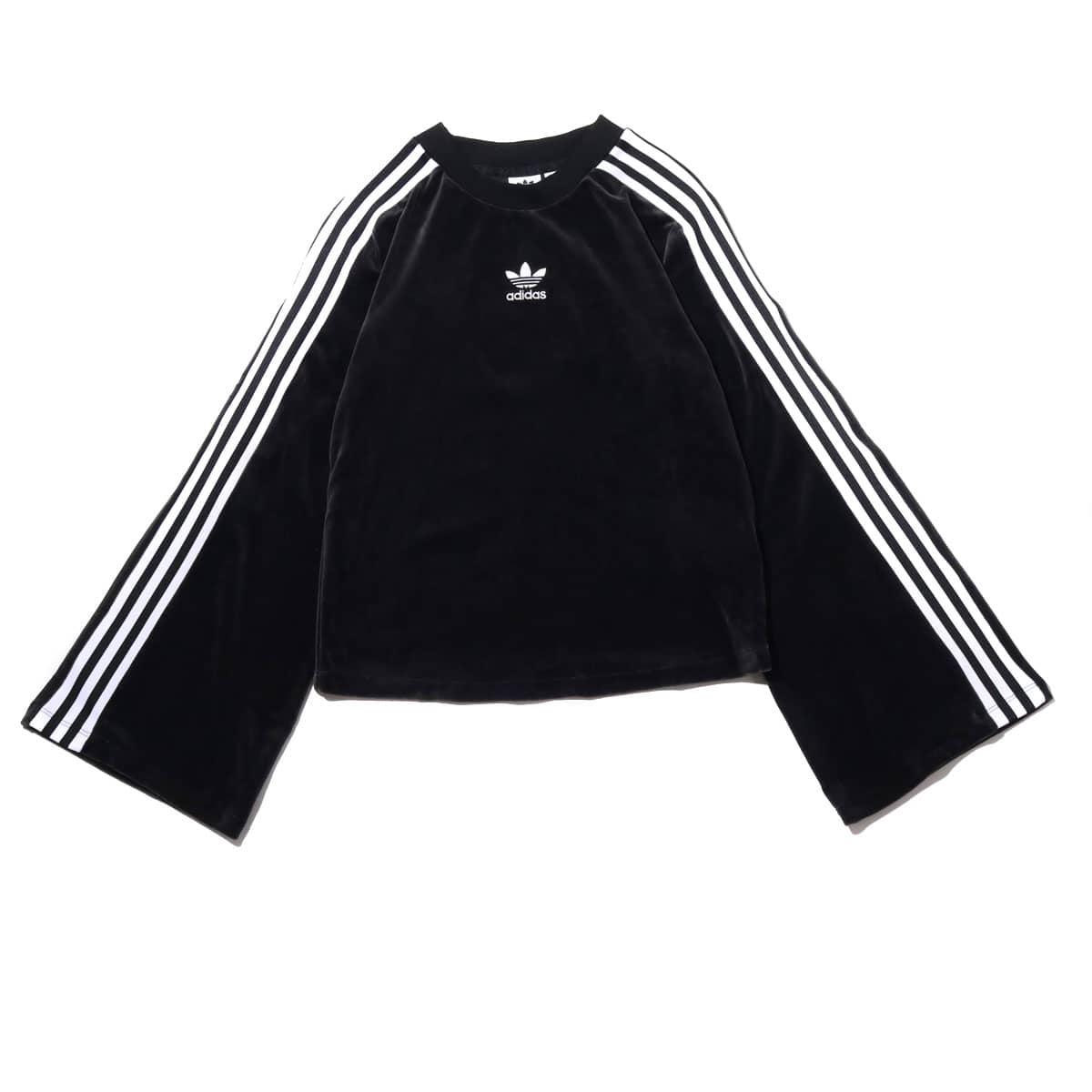adidas VELVET SWEATER BLACK 19FW-I_photo_large